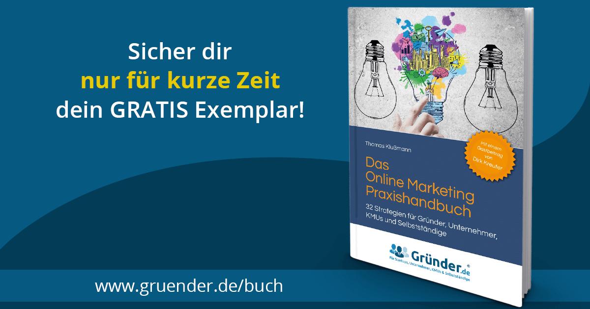Das Buch von Thomas Klußmann - thomas klußmann online marketing