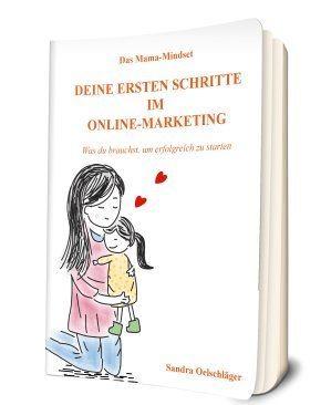 kostenloses eBook: Deine ersten Schritte im Online Marketing