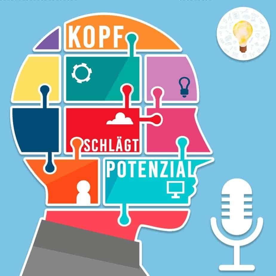 Kostenloser Podcast – KOPF SCHLÄGT POTENZIAL – sehr empfehlenswert!