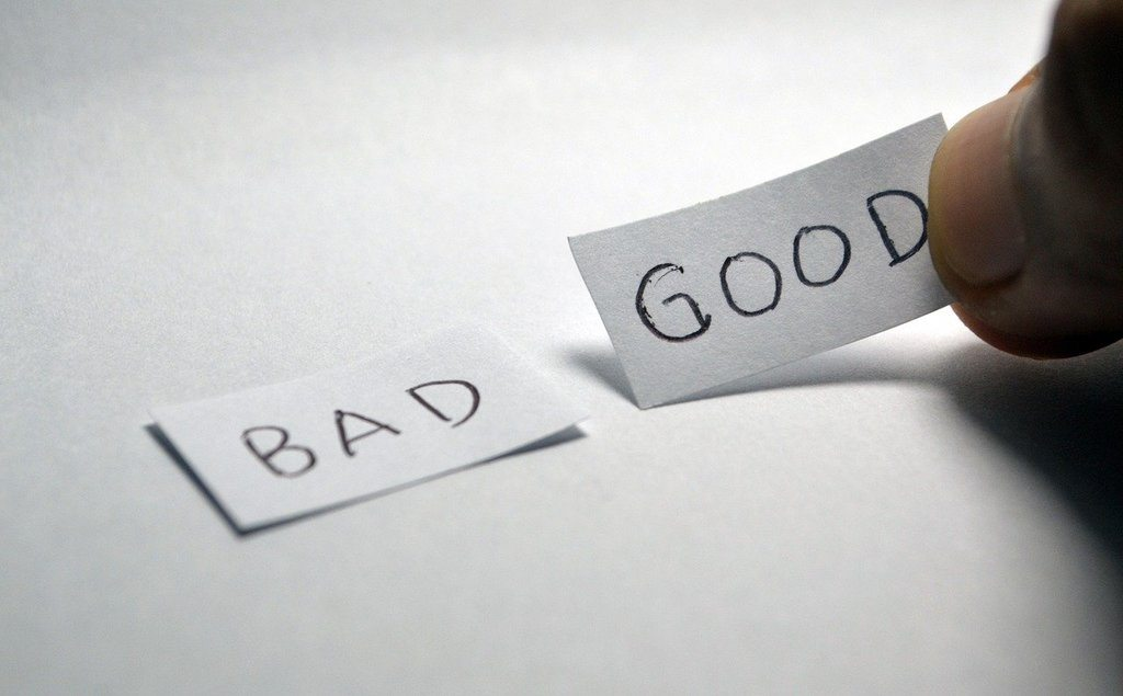 Wie kann man positive Gedanken entwickeln?