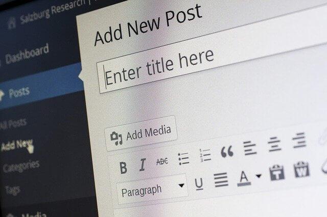 Wordpress-Checkliste für Einsteiger.